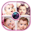Baby Photo Collage Editor icon