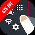 Sidebar, Edge Screen, Pie Control - Swiftly Switch icon