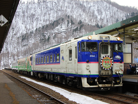 JR北海道 石勝線夕張支線 運行最終日_18
