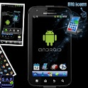 BIG ICONS Pack GO Theme icon