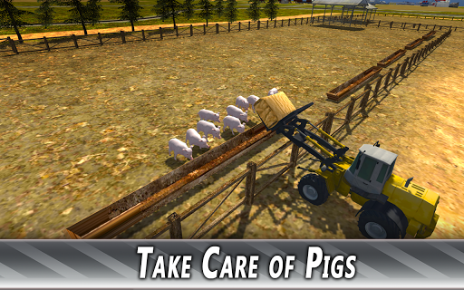 Euro Farm Simulator: Pigs 1.03 screenshots 10