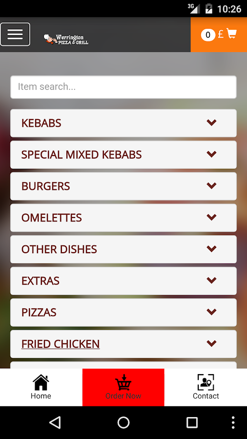 Werrington Pizza And Grill- screenshot