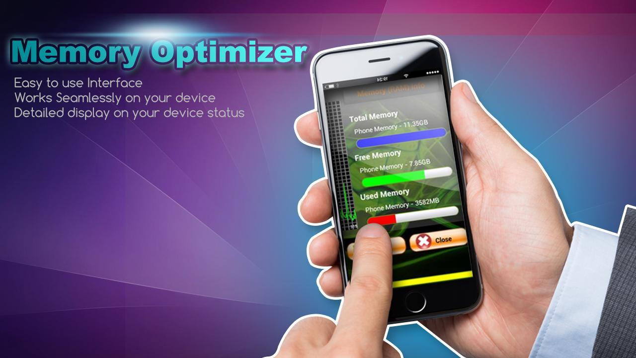 Memory Optimizer FREE - screenshot