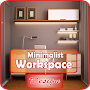 Minimalist Workspace Design APK icon