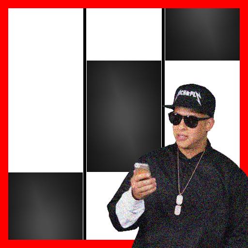 Icon for Daddy Yankee & Snow - Con Calma Piano Black Tiles