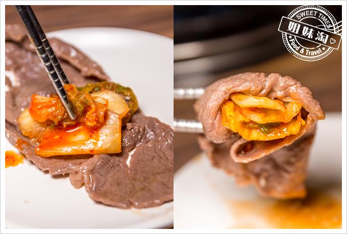 大頭韓式泡菜燒肉