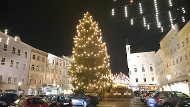 Photo: we arrived in christmas-ready provincional city of ried (innkreis, austria) and enjoyed it a lot ~ http://jarogruber.blogspot.de/2016/12/ried.html