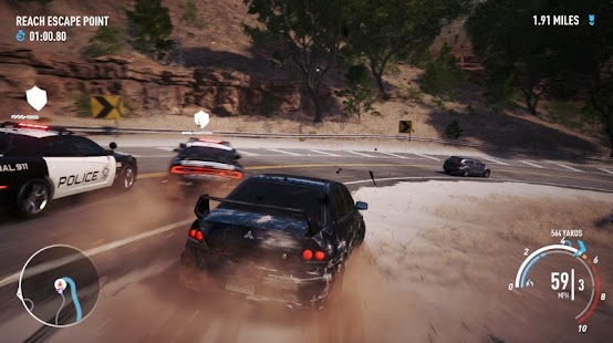 Cheats For Speed Payback - náhled