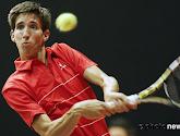 ? Belgische tennisser haalt de Willem Tell in zich naar boven met wel érg precieze actie