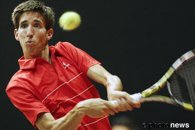 Yannick Mertens passe la première étape au tournoi de Traralgon