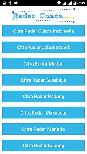 Citra Satelit dan Radar Cuaca  screenshots 5
