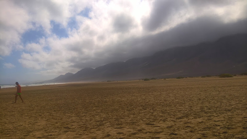 Spiaggia e nebbia di Lulu77