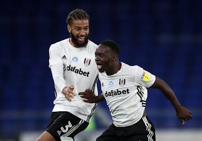 Neeskens Kebano prolonge avec Fulham après avoir été décisif dans la montée en PL