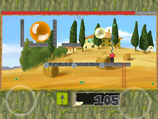 Bubble Struggle: Adventures screenshot 8