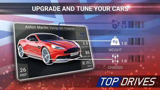 Top Drives u2013 Car Cards Racing 11.10.01.10905 screenshots 3