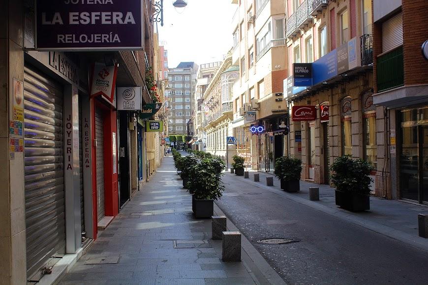 Calle de Navarro Rodrigo.