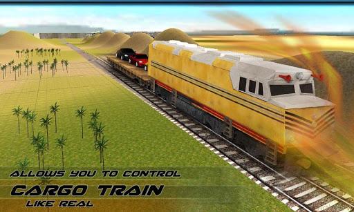 Car Transporter Cargo Train