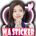 WAStickerApps Korean for WhatsApp icon