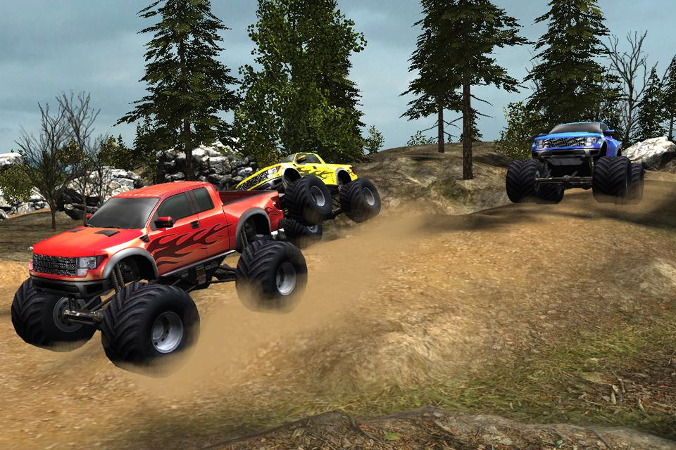 Monster Truck Rally Racing 3D – Android Apps on Google Play