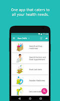 Screenshot of 1mg - Health App for India