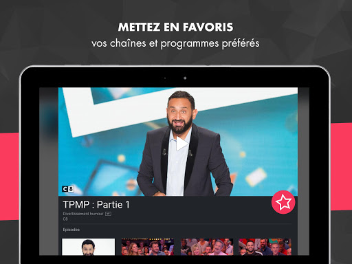 myCANAL, vos programmes en live ou en replay - screenshot