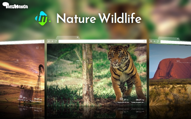 Amazing Nature & Wildlife New Tab Wallpapers