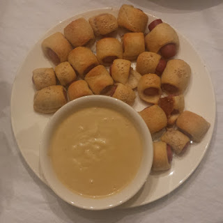 Honey Dijon Dipping Sauce