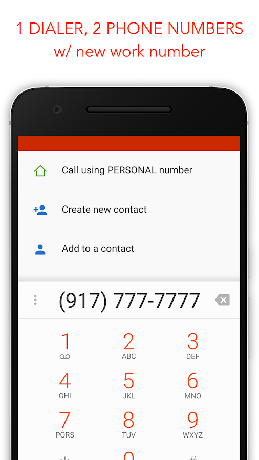 Mast - a second phone number- screenshot