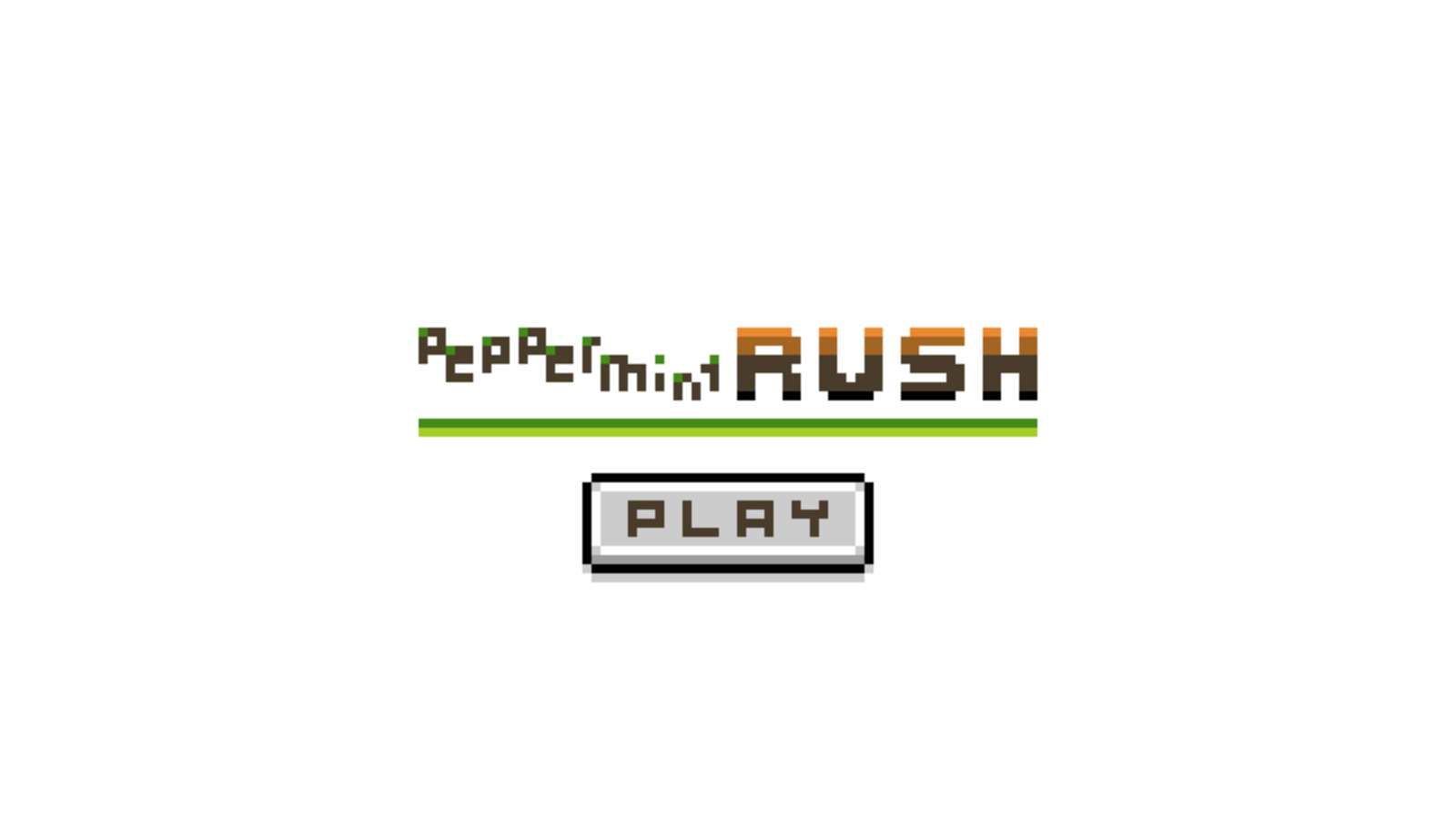 Peppermint Rush- screenshot