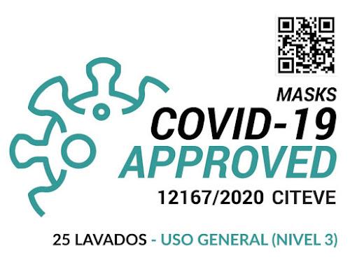 Productos covid personalizados Biomarca Bilbao