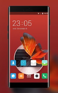Theme for ZTE Nubia Z17 HD - náhled