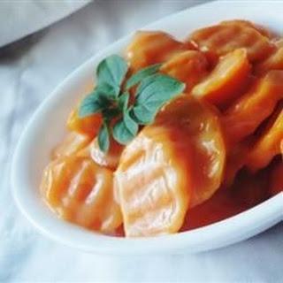Carrots a la Orange
