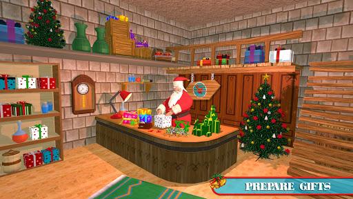 Rich Dad Santa: Fun Christmas Game screenshots 1