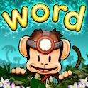 Monkey Word School Adventure icon