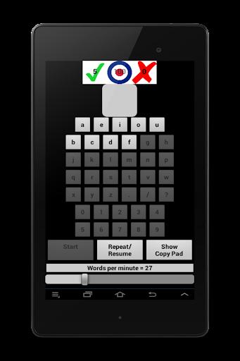 CW Koch Morse Code Trainer App