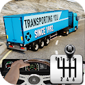 Cargo Delivery Truck Parking Simulator Games 2020 icon