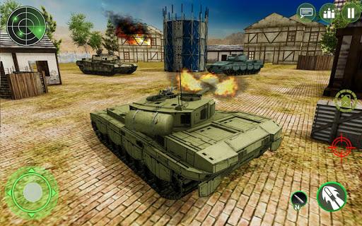 Modern Army Tank War Machine -Tank Shooting Games 12 screenshots 12
