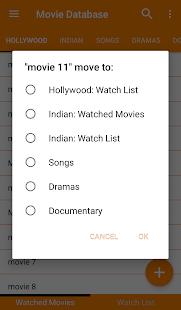 Offline Movie Database - náhled