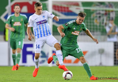 Twee doelpunten van Leon Bailey niet voldoende voor Genkse punten in Wenen