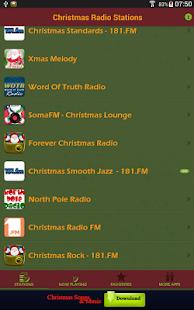 screenshot image - Christmas Radio Station Fm