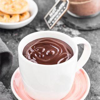 Creamy Italian Hot Chocolate Mix