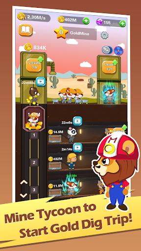 Super Miner Trip screenshot 1
