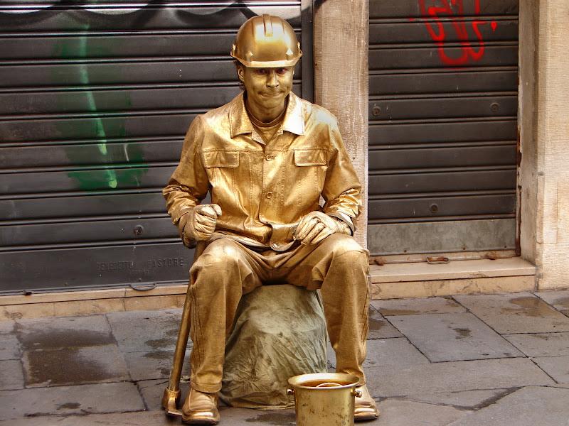 L'uomo d'oro di Moreno re