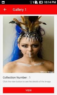 Tribal Hair Design - náhled
