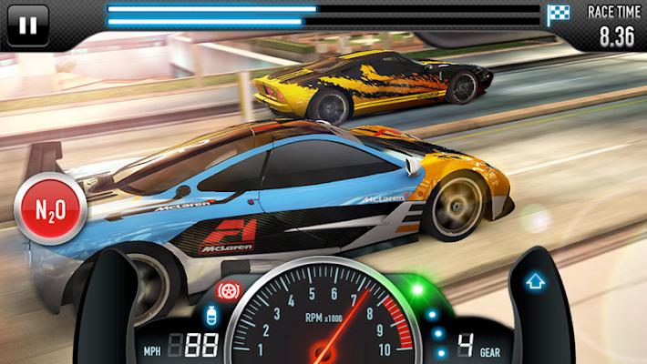 CSR Racing v3.0.1