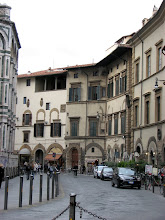 Photo: A typical street in Florence