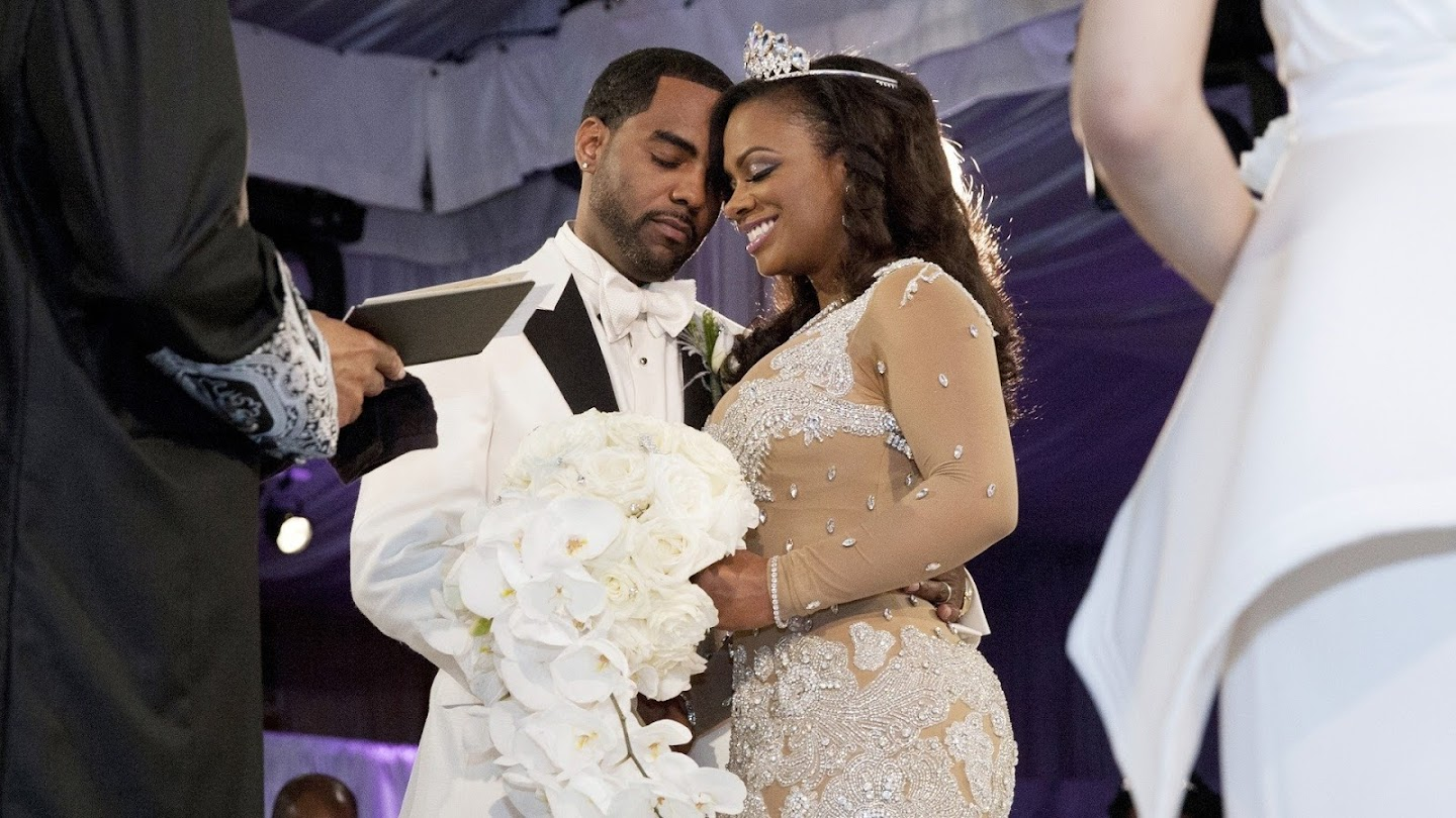 Watch The Real Housewives of Atlanta: Kandi's Wedding live