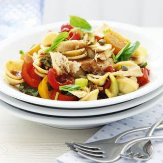 Tuna Pasta Salad Balsamic Vinegar Recipes