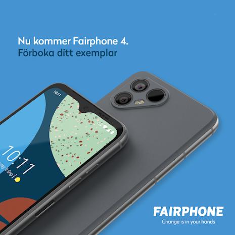 Fairphone 4 128 GB