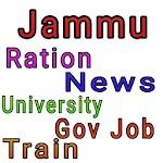 Jammu University , Ration , News ,Gov job , result Icon